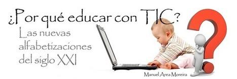 ¿Por qué educar con TIC? Las nuevas alfabetizaciones del siglo XXI | Educación AppXXI | Recull diari | Scoop.it