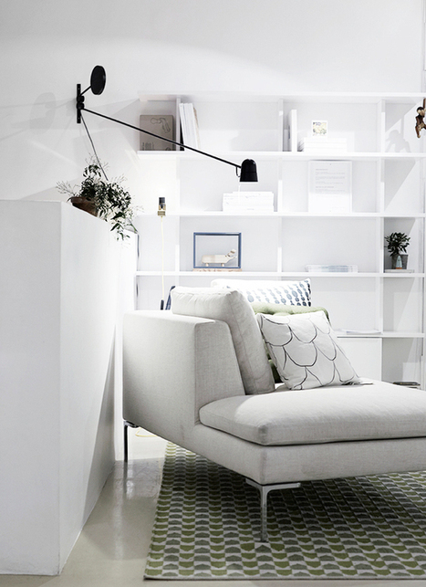 Happy Interior Blog: From Place To Space: Asplund In Stockholm | Design | Scoop.it