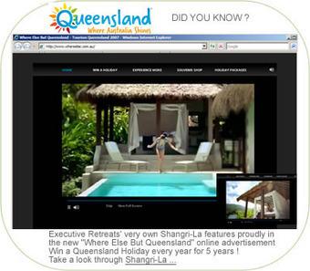 Port Douglas Accommodation, Apartments & Holidays at Executive Retreats, Queensland, Australia | Shangri-La Australia | Scoop.it
