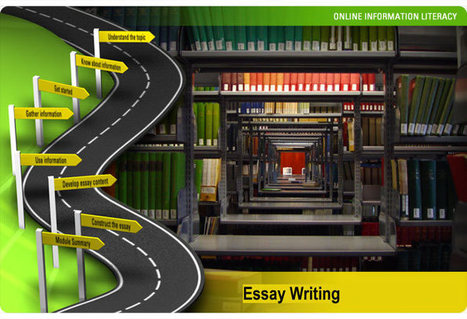 OIL | Essay Writing | Study Help | Scoop.it