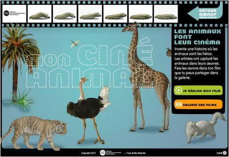 Mon ciné animal | Analyse et éducation aux images | Scoop.it