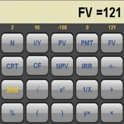 Financial Calculator Deluxe v3.93 - APK Pro World | APK Pro Apps | Scoop.it