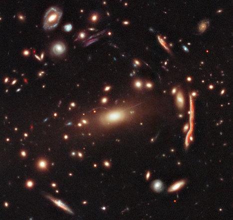 Platonium | Les galaxies sous toutes leurs formes | Science et astroscience | Scoop.it