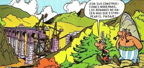 Astérix y la ingeniería - Blogs de No me creas | Ganimedes | Scoop.it