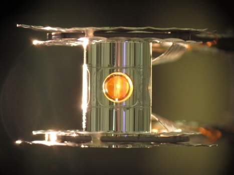 Scientists Say Their Giant Laser Has For The First Time Produced Nuclear Fusion | Amazing Science | Scoop.it