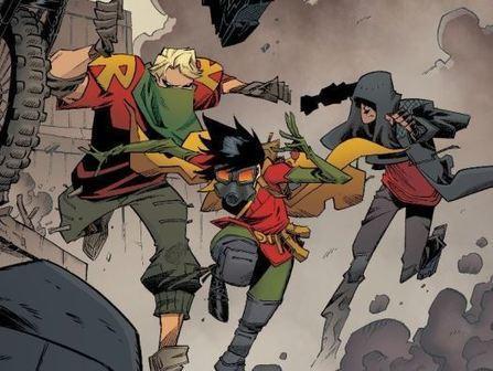 We are Robin #1: Junge Helden | Comicfanboy | Scoop.it
