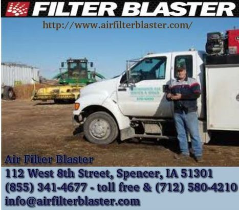 Air Cleaners Purifiers for Truck | airfilterblaster | Scoop.it