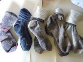 Hiking Socks - Midweight Reviews - OutdoorGearLab   ArticlesMontagne   Scoop.it