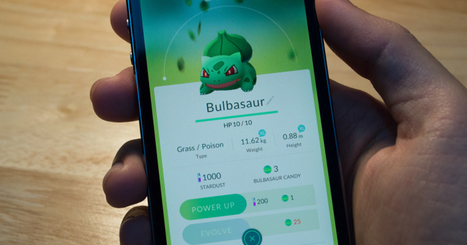 Pokémon Go's retention rates, average revenue per user are double the industry average | Entrepreneurship, Innovation | Scoop.it