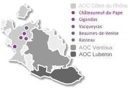 Oenology and wine tourism: Provence wines and vineyards in the Rhône Valley | WINERY Tourism | Scoop.it