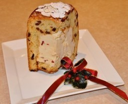 Panettone filled with ice-cream, brandy soaked fruit and Vino Cotto | Le Marche and Food | Scoop.it