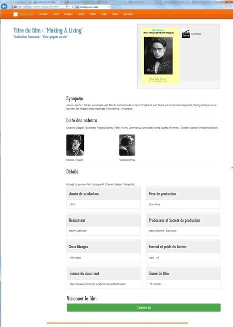 Patapomme - Blog sur la LibraryBox | La bibliothèque dans la cité | Scoop.it