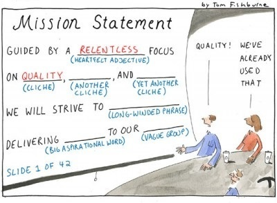 The Importance of a Mission Statement ! | Strategy & Governance | Scoop.it
