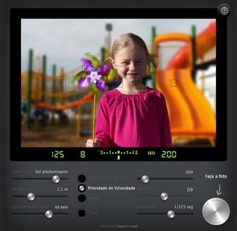 camerasim, simulador online para aprender los secretos de la fotografía | VIM | Scoop.it