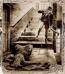 Jack the Ripper's first victim? | Paranormal | Scoop.it