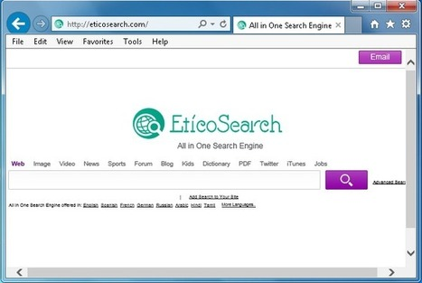 Rid Eticosearch.com Easily - Tips on Etico Search Removal - Tee Support Blog   Art Life   Scoop.it