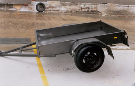 10 Inch Basic Box Trailer Online for Sale in Australia | Types of Trailers | Scoop.it