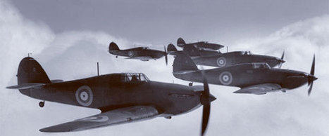 RAF - Spitfire and Hurricane | The Battle of Britain | Scoop.it