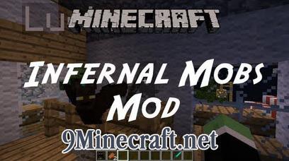 Infernal Mobs Mod 1.7.2   Minecraft 1.7.2 Mods   Scoop.it