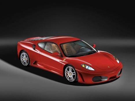 Ferrari F430 la voiture de sport emblématique | actu-auto | Scoop.it