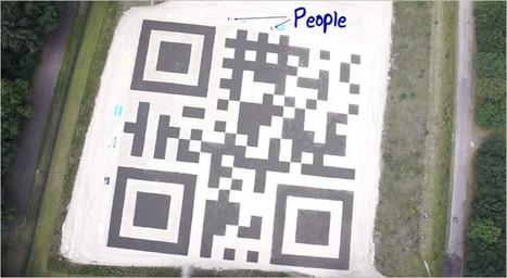 Excavate A QR Code Campaign - 2d-code | Using QR Codes | Scoop.it