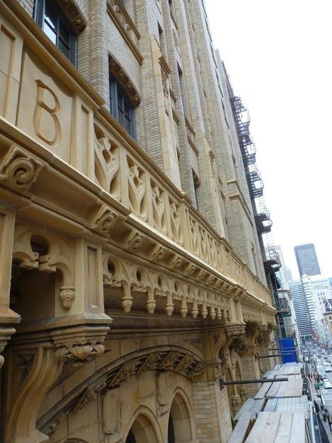 San Francisco Elks Unveil Renovated Post Street Building Balcony | Life | Scoop.it