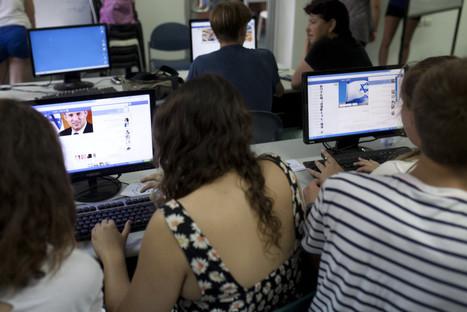 דור המסכים לא מבין הרבה בטכנולוגיה - זירת הדעות | Jewish Education Around the World | Scoop.it