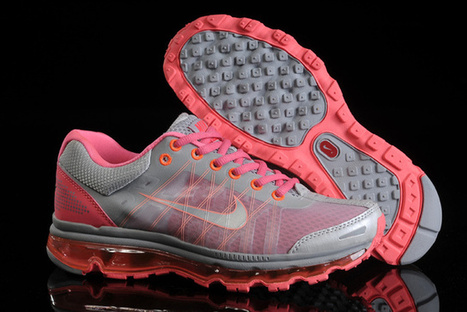 Nike Air Max 2014 Womens Grey Pink Shoes For Cheap|Women Nike Air Max | Cheap Air Max 2014 | Scoop.it