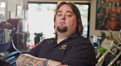 Chumlee of 'Pawn Stars:' I'm not dead! | Xposed | Scoop.it