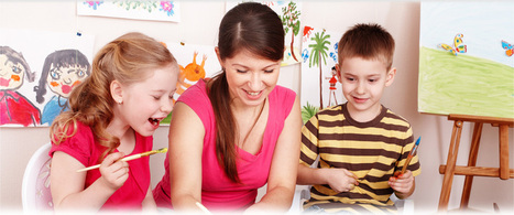 Family Day Care Services: Bring Up Your Child When You Are Engaged | family day care brisbane, family day care greenslopes | Scoop.it
