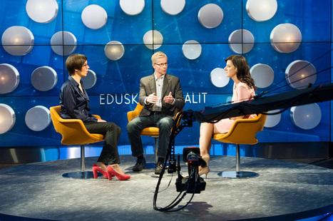 Télévision publique en Finlande, un modèle chahuté par le choix du tout-numérique | DocPresseESJ | Scoop.it