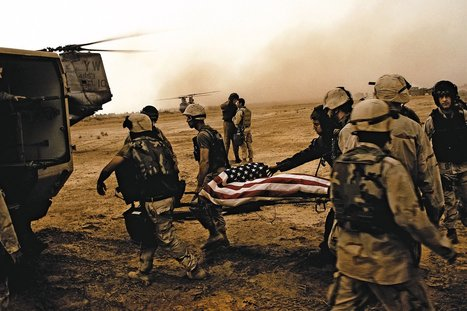 A New Theory of PTSD and Veterans: Moral Injury   Healing Grief   Scoop.it
