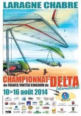 Championnat Delta international de France et Grande-Bretagne, montagne de Chabre, du 10 au 16 août ! | Actu Hautes-Alpes | Scoop.it