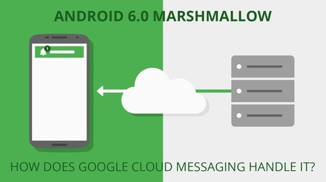 Android 6.0 Marshmallow – How Does Google Cloud Messaging Handle It? | Android Apps Development | Scoop.it