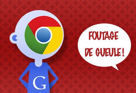 Foutage de Google | Libertés Numériques | Scoop.it