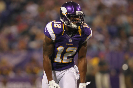 Feb12: Minnesota Vikings are pursuing trade offers for WR Percy Harvin. 9ers make a play | Might be News? | Scoop.it