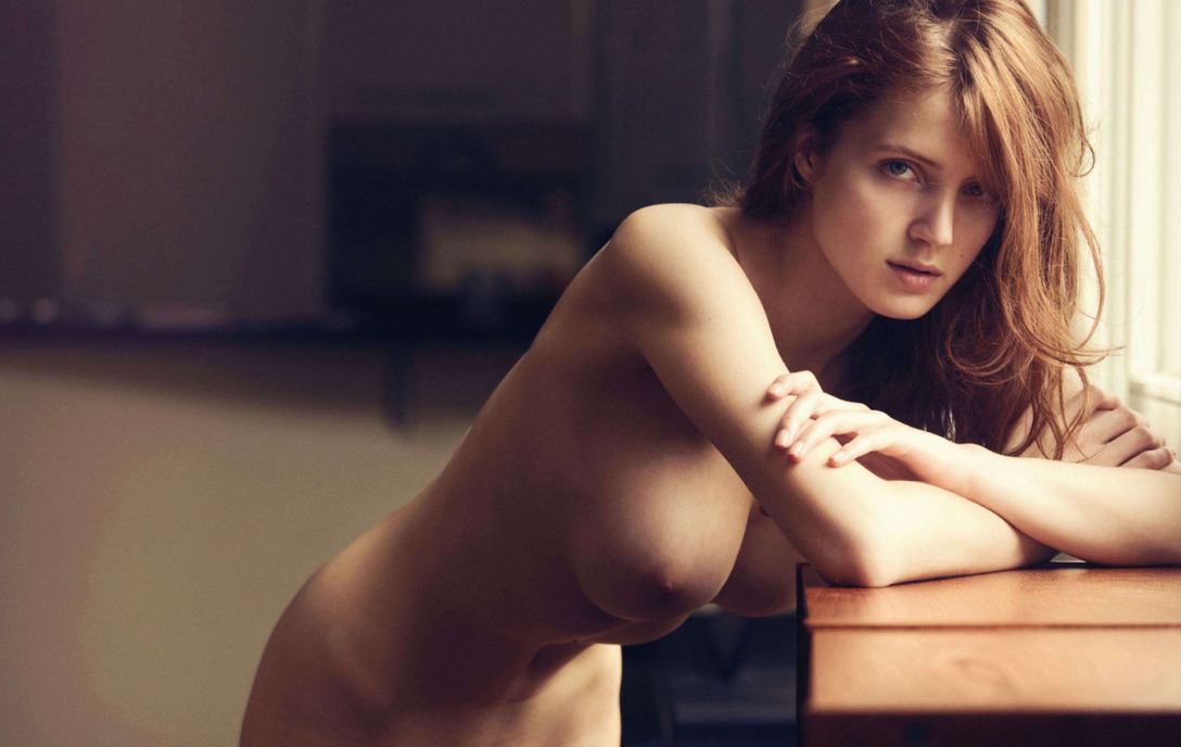 Fanny François nude for TREATS! MAGAZIN...