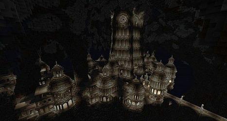 Underground 2 Map for Minecraft - Minecraft Builders   Minecraft   Scoop.it