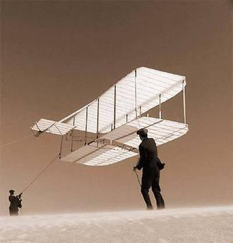 Histoire du premier vol des Frères Wright   L'histoire de l'Aviation 3°5   Scoop.it