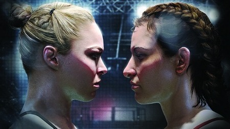 Female fighters Ronda Rousey and Miesha Tate announced for EA ... | World news | Scoop.it