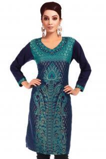 Get a simple, decent and sober look with Chhabra555 cotton kurtis   Flaunt the colorful sheds of fashion with Chhabra555 Suits   Scoop.it