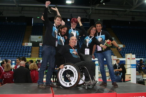 Inside the Cybathlon, where even paraplegics can feel the adrenaline rush of competitive sport | University of Essex in the news | Scoop.it