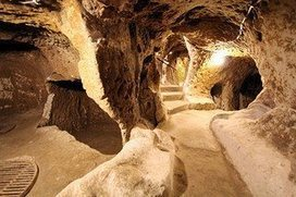 Ciudad subterránea de Derinkuyu de hace 3.500 años y con 8 niveles   Centro de Estudios Artísticos Elba   Scoop.it