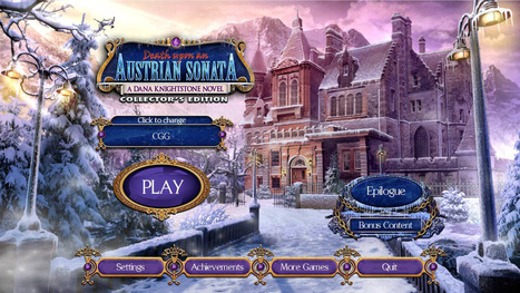 Death Upon an Austrian Sonata: A Dana Knightstone Novel Walkthrough | CasualGameGuides.com | Casual Game Walkthroughs | Scoop.it