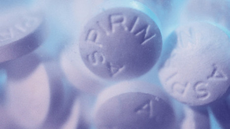 Can an aspirin a day keep cancer away? – - CNN.com Blogs | Longevity science | Scoop.it