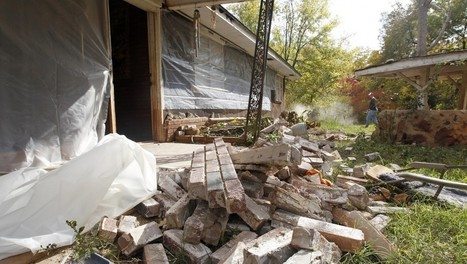 In Oklahoma, Fracking Companies Can Now Be Sued Over Earthquakes | Science Policy | Scoop.it