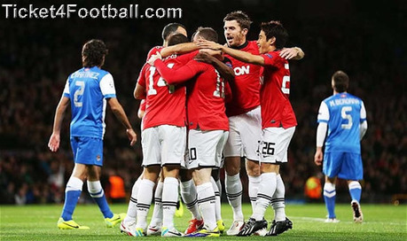 Manchester United Beat Real Sociedad in a Game of Champions League   Football Ticket   Scoop.it