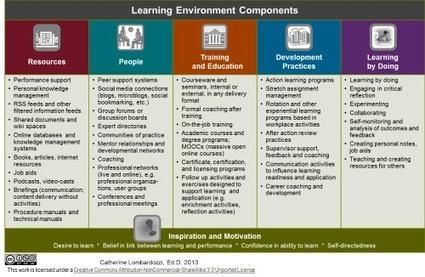 "A draft learning environment typology | Openness in Education and New ""Trends"" in Educational Technology 