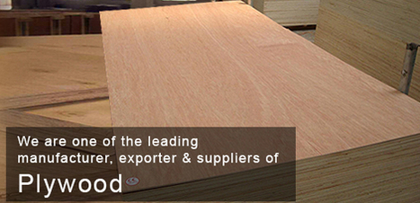 Commercial Plywood Manufacturers India | goyalindustries | Scoop.it