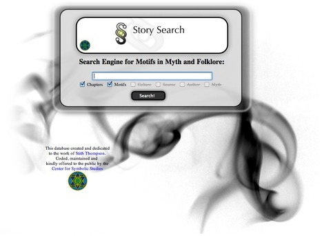 Stith Search - A Search Engine for Motifs in Myths & Folklore | Linguistics, Literature & Grammar | Scoop.it